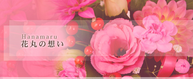 花丸の想い